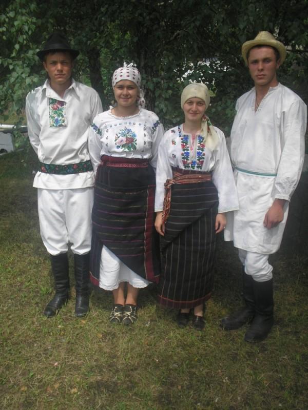 Фольклорний колектив с. Недобоївці 2