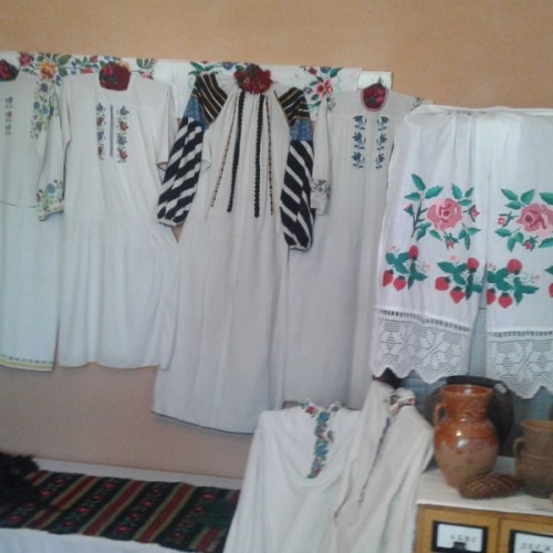 Пашківці музей